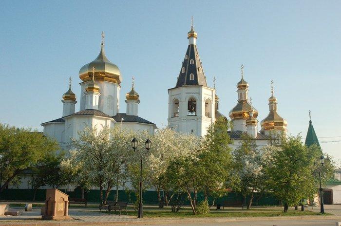 Из бюджета выделят 200 млн рублей на реставрацию монастыря Монастырь, Храм, Реставрация, Екатеринбург, Тюмень, Сквер, Длиннопост