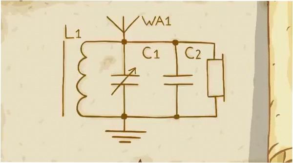 Когда после пары лекций по электротехнике поверил в себя
