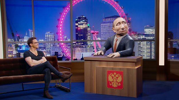 BBC Two анонсирует новое чат-шоу с Владимиром Путиным Президент, Путин, BBC, Медиа, Телеканал, Телевидение