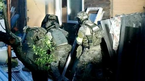 Под Владимиром спецназ ФСБ застрелил готовившего теракт таджикистанца Антитеррор, Экстремизм, ФСБ, Новости, Негатив