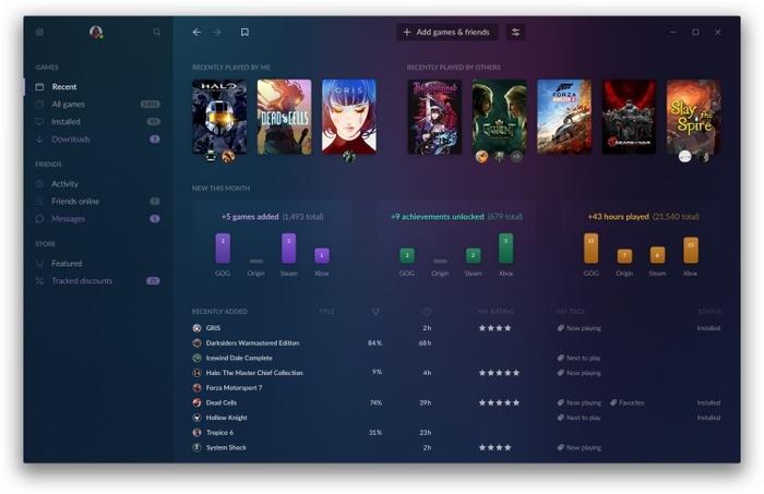 Galaxy 2.0 — новый клиент для пользователей GOG, который объединит все платформы и магазины GOG, Игры, Компьютерные игры, Длиннопост