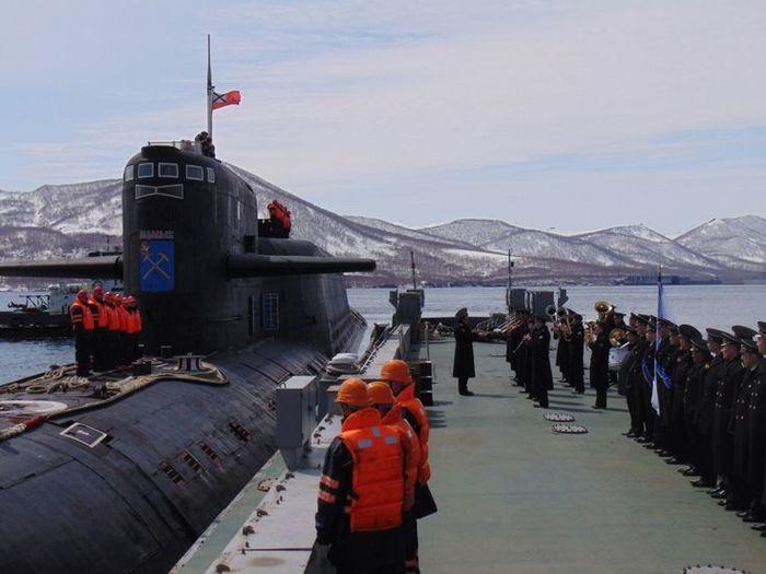 Многоцелевая компонента российского атомного подплава находится в удручающем состоянии... Подводная лодка, ВМФ, Ясень, Щука-б, Военая техника, Кризис, Длиннопост