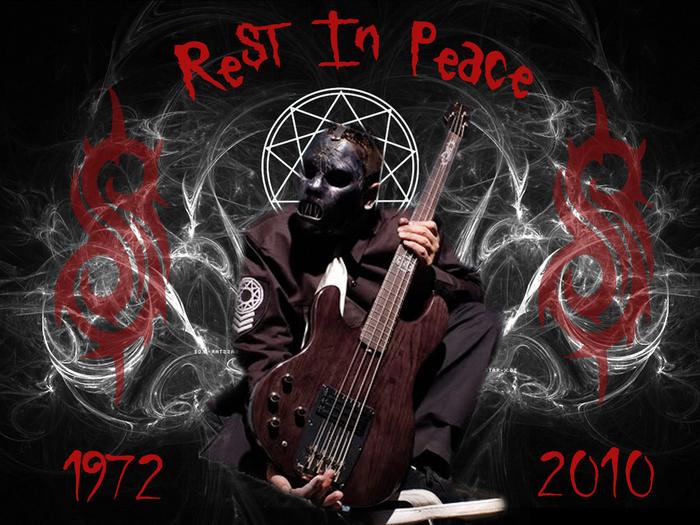 R.I.P Paul Gray Slipknot, Пол Грей, Рок-Концерт, Видео, Длиннопост