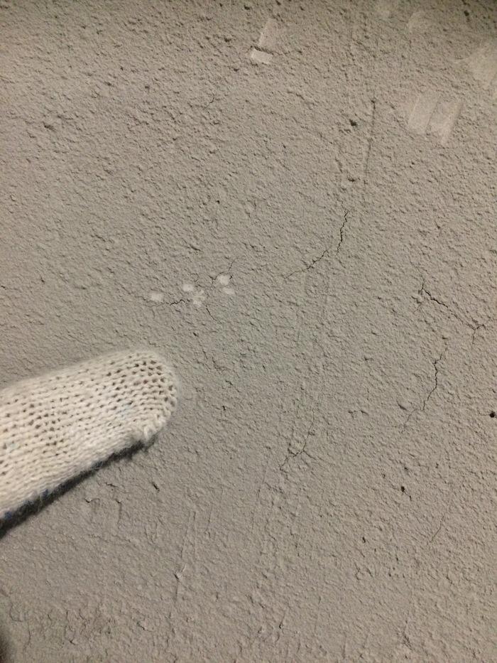 Подскажите, что со стеной? Без рейтинга, Ремонт, Штукатурка, Помощь, Длиннопост