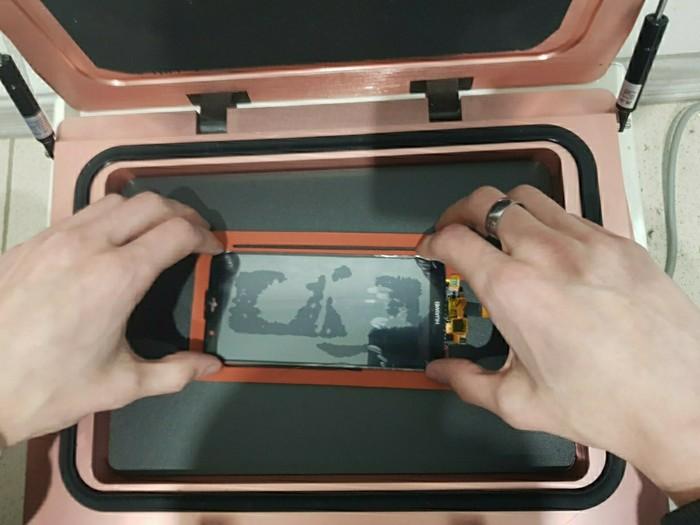 Переклейка тачскрина Huawei P Smart Ремонт техники, Ремонт телефона, Huawei, Honor, Переклейка дисплея, Ульяновск, Длиннопост