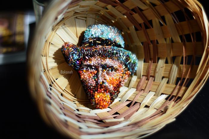 Вышиваю. Ван Гог Ван Гог, Вышивка бисером, Ручная работа, Vincent Van Gogh, Импрессионизм, Живопись, Длиннопост