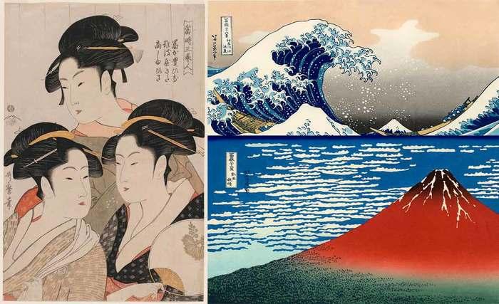 Укиё-э. Японская живопись Япония, Укиё-э, Живопись, Искусство, Видео