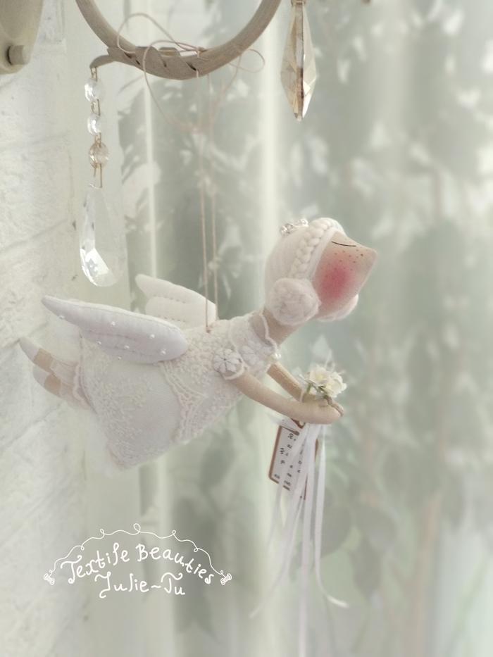 У каждого должен быть свой ангел Рукоделие без процесса, Своими руками, Творчество, Ручная работа, Кукла, Длиннопост