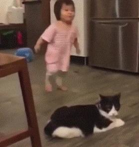 Куда бежишь,поиграй со мной.
