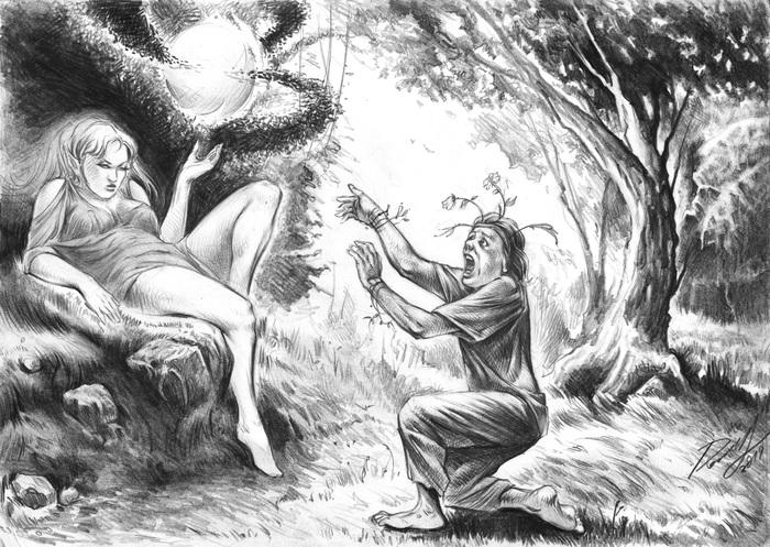 """Иллюстрации к песням группы """"Король и Шут""""(продолжение цикла) Король и Шут, Иллюстрации, Карандаш, Рисунок карандашом, Длиннопост"""