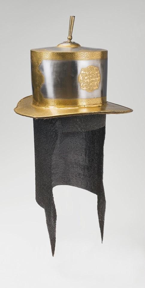 Шлем-цилиндр. Шлем, Юмор, Восток, Фотография, Шляпа, Кузнец-Молодец