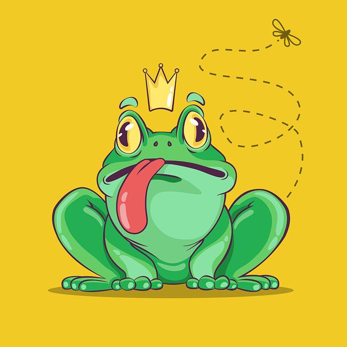 Лягух Арт, Цифровой рисунок, Лягушки, Бобёр рисует, Земноводные, Рисунок, Adobe Illustrator