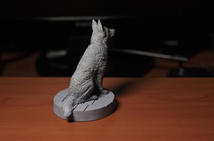 Пёсель Рукоделие без процесса, Полимерная глина, Скульптура, Гипс