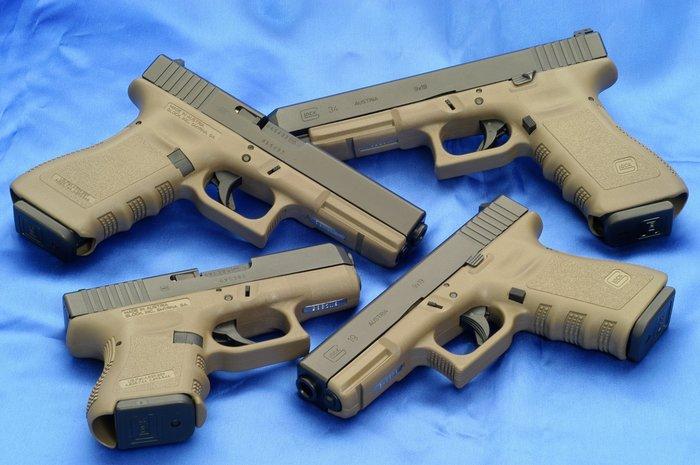 Glock - это не только пистолеты... Нож, Glock, Лопата, Оружие, Длиннопост