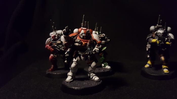 Imperial Commando Wh miniatures, Star Wars, Star Wars: Republic Commando, Primaris Space Marines, Длиннопост