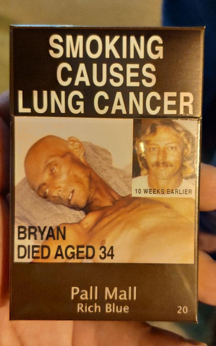 Сигареты в Австралии Курение, Австралия, Вред, Длиннопост