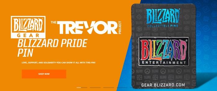 Blizzard гордится Blizzard, Длиннопост, Гордость, ЛГБТ