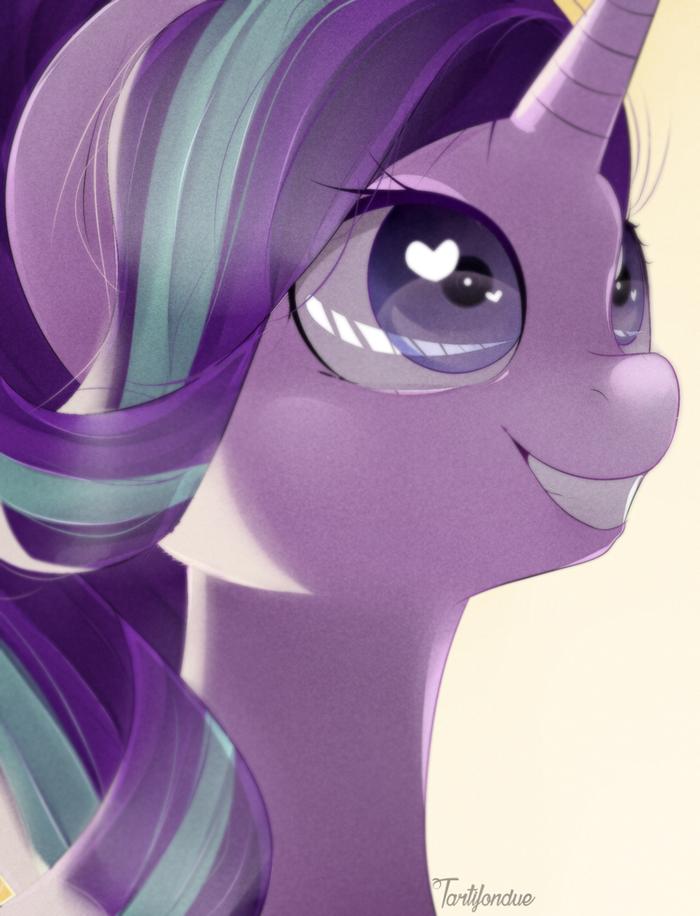 Reformed My Little Pony, Starlight Glimmer, Портрет