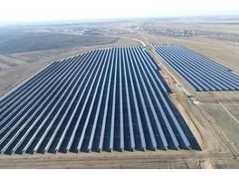 В Оренбургской области введена в эксплуатацию Григорьевская солнечная электростанция мощностью 10 МВт Солнечная энергия, Оренбургская область