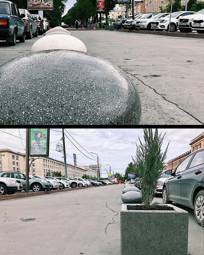 Челябинец сделал тротуар Челябинский урбанист, Челябинск, Тротуар, Доступная среда, Пешеход, Длиннопост