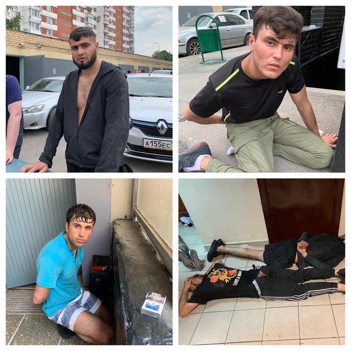ФСБ задержала граждан Таджикистана убивших борца заступившегося за беременную женщину Мигранты, Убийство, Таджикистан, Длиннопост, Негатив, Мат