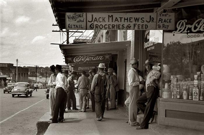 США ретро фотографии Америка, США, 20 век, Люди, Фотография, Длиннопост