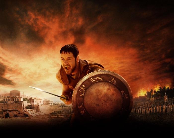 Сиквел «Гладиатора» действительно выйдет в свет Гладиатор, Сиквел, Ридли Скотт, Конни Нильсен, Рассел Кроу, Император, Древний Рим