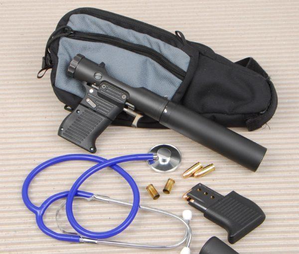 """""""Гуманный убийца"""" – Veterinary Pistol (VP-9) Оружие, Статья, Видео, Длиннопост"""