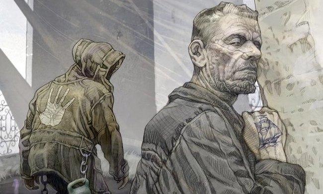 POPOLAGO (Алексей Никаноров). ТРАКТ Комиксы, Иллюстрации, Работа, Длиннопост