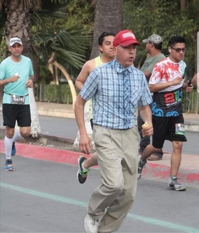 Лучший наряд для бега