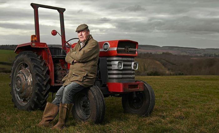Мир сошел с ума - Джереми Кларксон хочет стать фермером, разводить гусей и заботиться о окружающей среде! Кларксон, Экология, Авто, Top Gear, Грандтур, Длиннопост