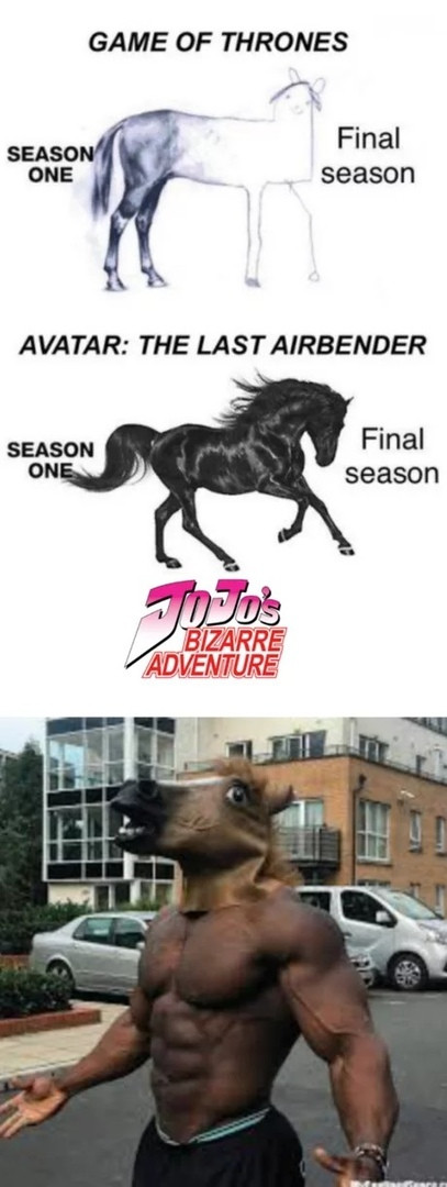 JoJo wins!