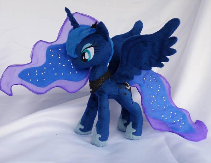 Принцесса Луна My Little Pony, Princess Luna, Плюшевые игрушки, Epicrainbowcrafts