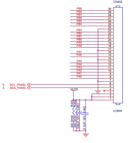 Питание матрицы в мониторе BenQ GL2450 Монитор, Сообщество ремонтеров