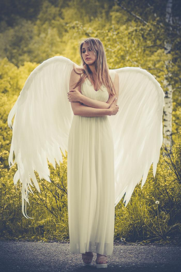 Такие разные ангелы Ангел, Фотосессия, Фотография, Крылья, Длиннопост