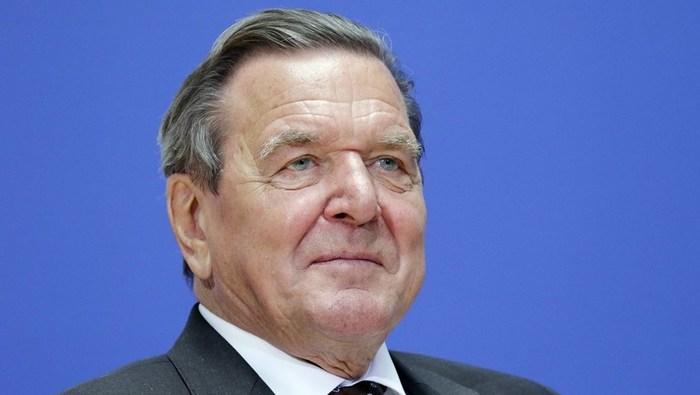 Герхард Шредер назвал законным воссоединение Крыма с Россией Шредер, Крым, Украина, Россия, Усср, СССР, Германия, Политика