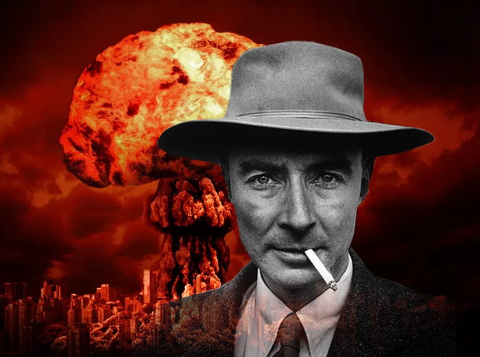 Роберт Оппенгеймер: глава Манхэттенского проекта, «отец» атомной бомбы Атомная бомба, Ядерное оружие, Наука, Испытание, США, Хиросима и нагасаки, Биография, Яндекс Дзен, Гифка, Длиннопост