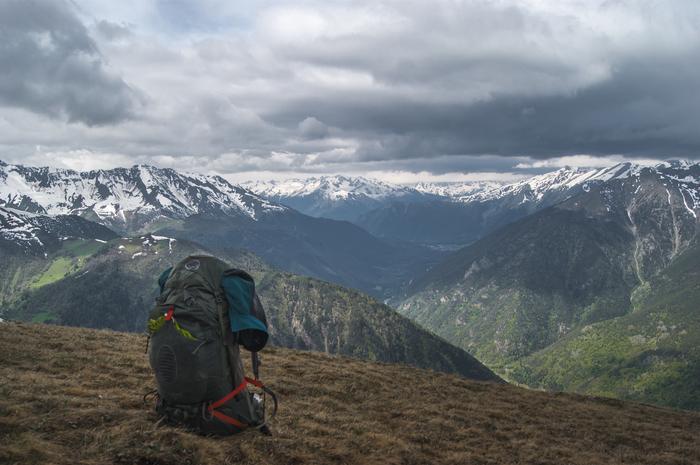 Что не стоит брать в туристический ГОРНЫЙ поход выше зоны леса Горы, Поход, Туризм, Активный отдых, Текст, Длиннопост