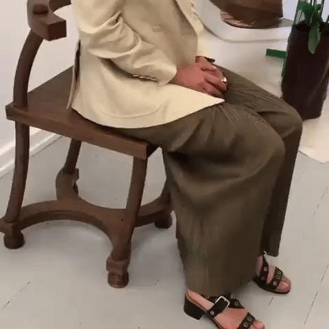 Вот так стул...