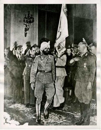 Истинные арийцы в рядах Вермахта и СС. Вторая Мировая Война, Вермахт, Национальные части СС, Индийцы, Длиннопост