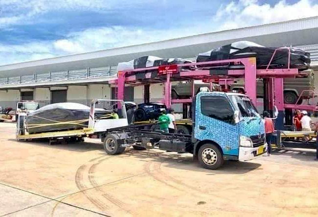 Суперкары для съемок Форсаж 9 прибыли в Таиланд Форсаж 9, Фильмы, Таиланд, Съемки, Новости, Длиннопост