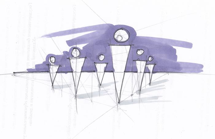Как научиться рисовать или упражнение для тех, кому за 30. Длиннопост, Видео, Кривая Линия, Уроки рисования, Горизонт, Перспектива, Рисование