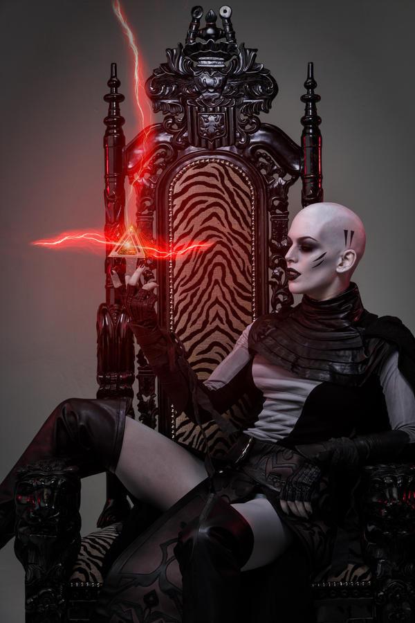 Nightsisterthe Witches of Dathomir cosplay Star Wars, Косплей, Nightsister, Длиннопост
