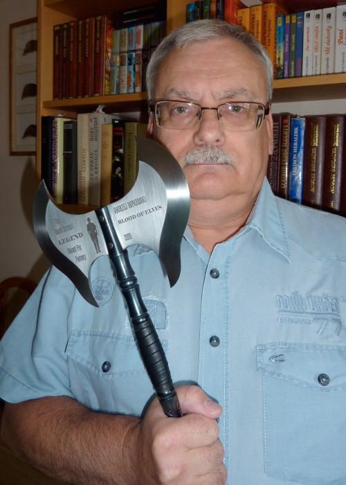 Поздравляем Андрея Сапковского, автора «Ведьмака», с 71 днем рождения!