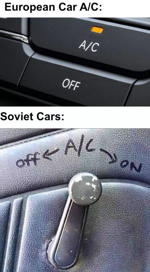 Как работает система кондиционирования в России.