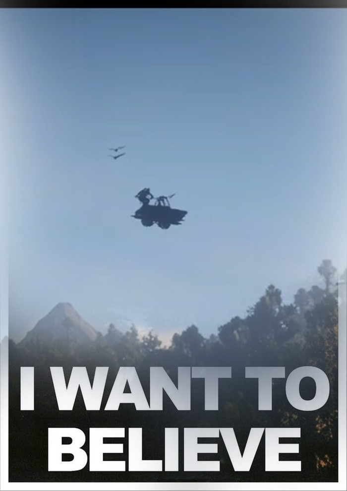 I want to believe Игры, Red Dead Redemption 2, Баги в играх, Гифка