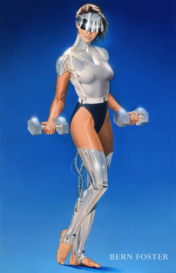 Sci-Fitness