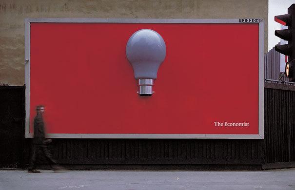 Подборка самой креативной рекламы в мире