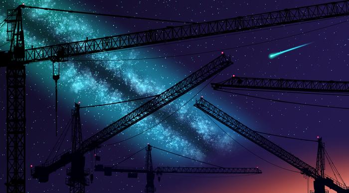 Звёздное небо и космос в картинках - Страница 36 1565448426119728791
