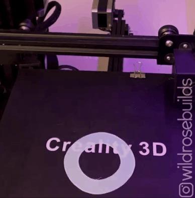 Красота 3D печати 3D печать, Фигуры, 3D принтер, Перфекционизм, Таймлапс, Гифка, Длиннопост, Технопрон